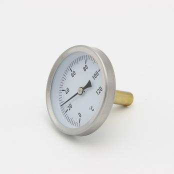 Термометр механический 120гр